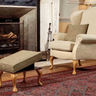 Kensington Standard Fabric Fireside Chair