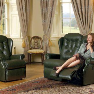 Lynton Standard Reclining 2 Seater Settee