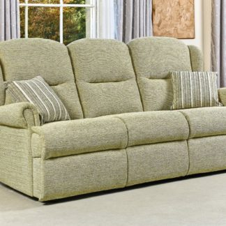 Malvern Small Fixed 3-Seater Settee