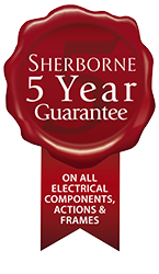 Sherborne 5 Year Guarantee