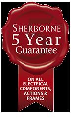 Sherborne 5 Year Guarantee