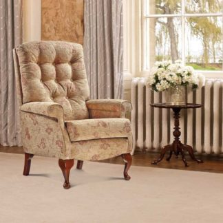 Shildon Fabric Low Seat Chair